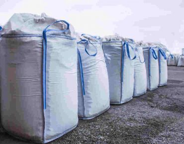 asbestos collection service london in bags