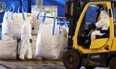 asbestos disposal in essex warehouse