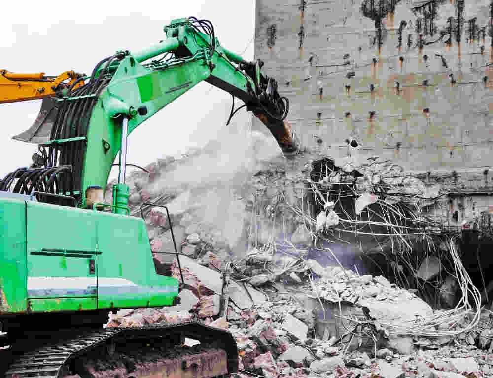 Demolition Services Essex London Nationwide