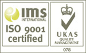 ACCREDITATION LOGO FOR ISO 9001