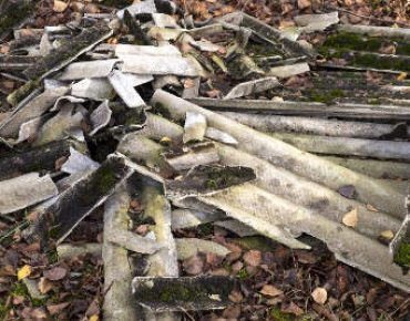 fly tipped asbestos essex