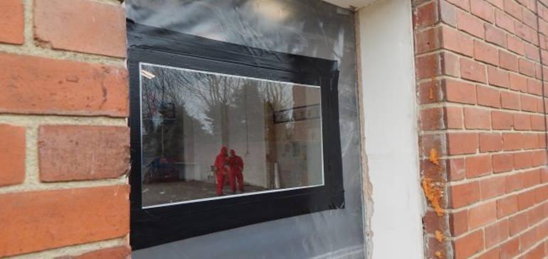 Asbestos Removal Project In Rainham Essex Rospa Gold